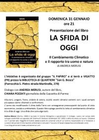 30 gennaio - La Sfida di Oggi a Vigatto (Parma)