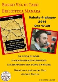 4 giugno - La Sfida di Oggi a Borgotaro
